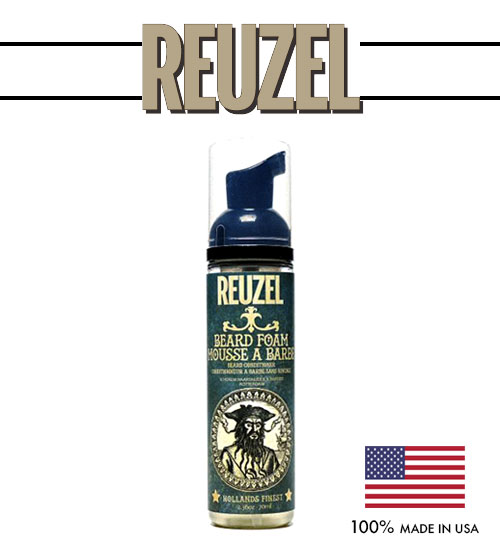 Reuzel Beard Foam Conditioner Hollands Finest (70ml)