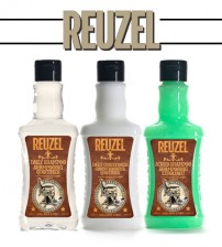 Reuzel Premium Hair Shampoo, Conditioner And Scrub Helps Cool & Tone The Scalp (350ml)