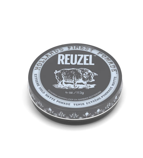 Reuzel Extreme Hold Matte Hollands Finest Hair Pomade