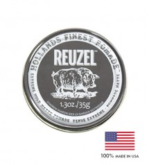 Reuzel Extreme Hold Matte Hollands Finest Hair Pomade (113g) Made In USA
