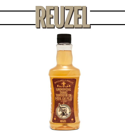 Reuzel Grooming Hair Tonic For Long-lasting Natural Hold & Volume (350ml)