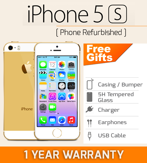 iphone 5 refurbished apple iphone 5s 16gb 32gb 64gb new refurbished 11030