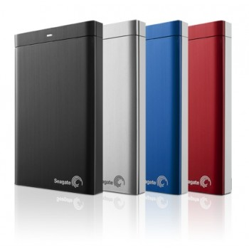 "Seagate Backup Plus Portable External Hard Disk 2.5"" 1TB USB3.0 - 3 Years Limited Warranty"