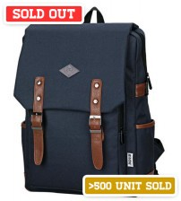English Backpack Navy