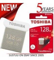 Toshiba Towadako U364 USB 3.0 Flash Drive 32GB / 64GB / 128GB