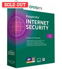 Kaspersky Internet Security 2015 Original  **FREE Internet Security for MAC & Android