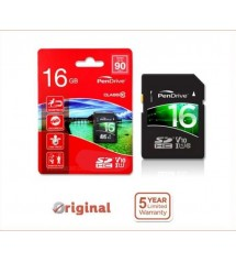 PenDrive 16GB / 32GB / 64GB / 128GB Micro SDHC / SDXC Card Class 10 - UHS-1 Speed 3.0 Mac Win